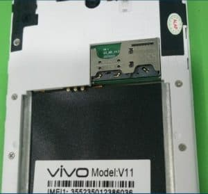 Vivo V11 Clone Flash File