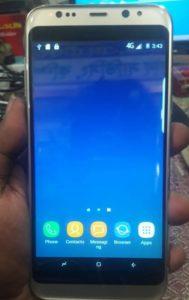 Samsung Clone S-Color S8 Flash File