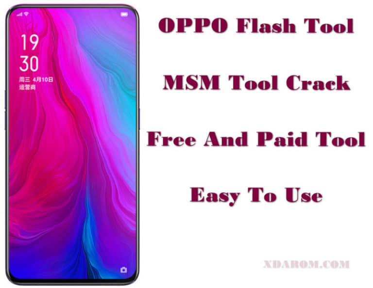 MSM Download Tool Crack