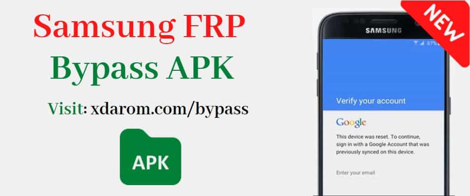 Samsung FRP Bypass APK