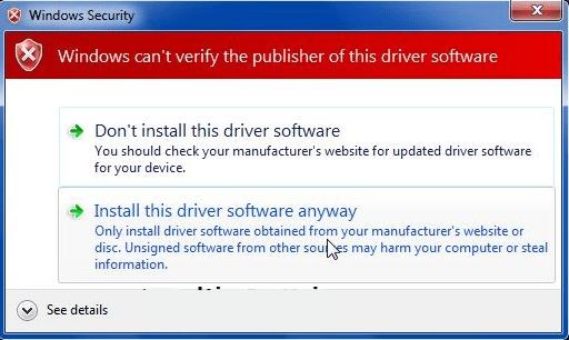 OPPO Preloader Driver Setting