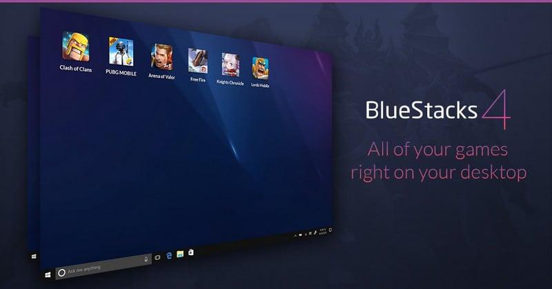 Bluestacks APK Android Emulator