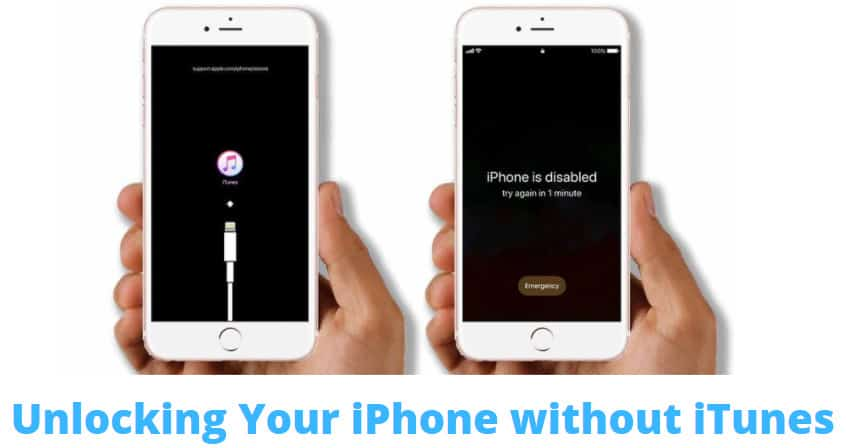 Unlocking Your iPhone without iTunes