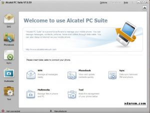 Alcatel PC Suite