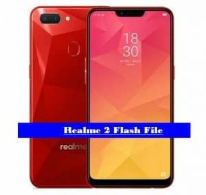 Realme 2 Flash File