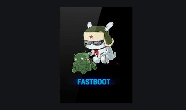 Xiaomi Fastboot mode
