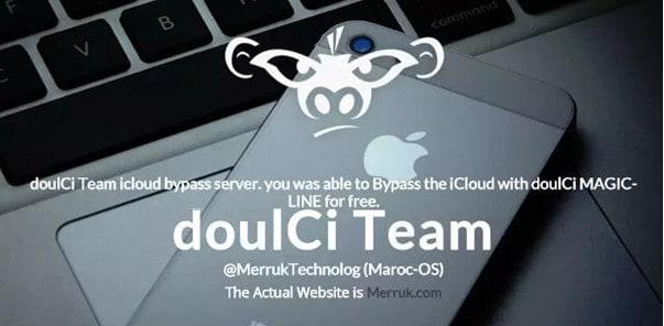 Dulci iCloud Unlocking Tool