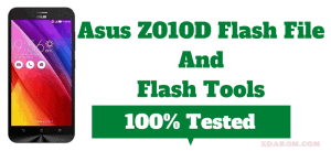 Asus Z010D Flash File