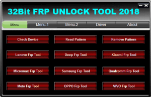 All in One FRP Tool