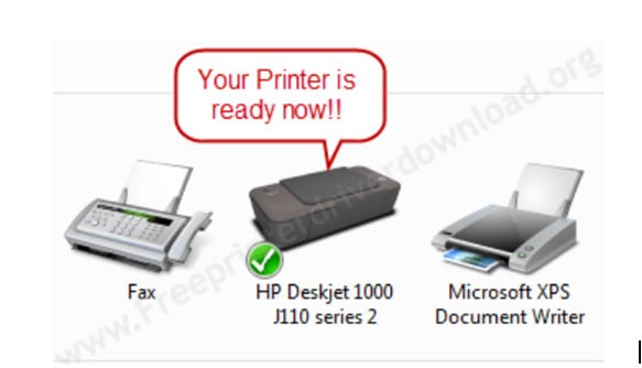 Epson l380 Driver Install Successfully
