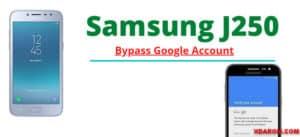 Samsung J250F FRP File Download