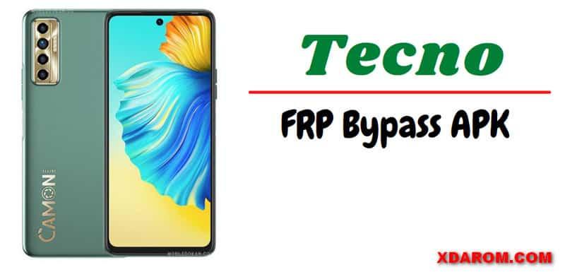 Tecno FRP Bypass APK
