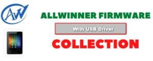 Allwinner Firmware Collection Download